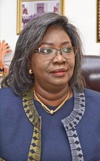H.E. Pr. Aissatou Sophie Gladima